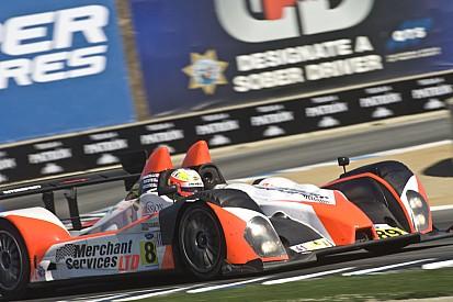 Marcelli Laguna Seca race report