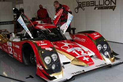 Rebellion Racing grabs season finale pole in Portugal