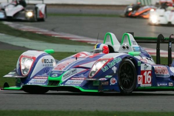 Pescarolo Team earns Estoril win and drivers' championship