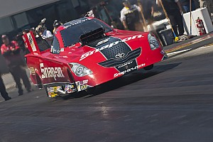 NHRA Toyota Motorsports Dallas final report