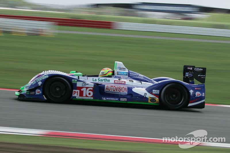 Series 6 Hours of Estoril race report