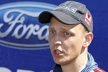 Ford changes look for Rallye de France