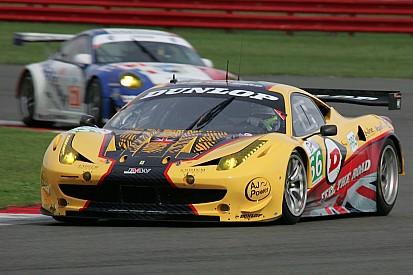 James Walker 6 Hours of Estoril race report