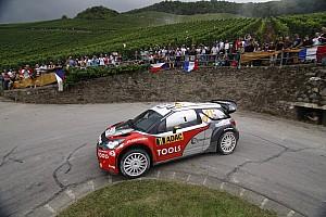 WRC Petter Solberg set for Rallye de France attack