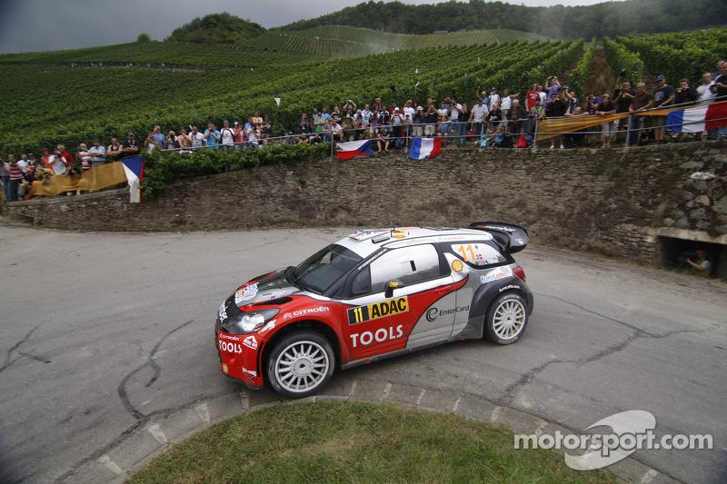 Petter Solberg set for Rallye de France attack