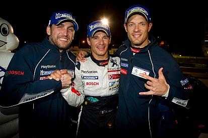 Peugeot wins Petit Le Mans battle of the titans at Road Atlanta
