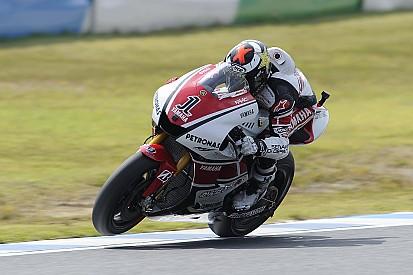 Yamaha pleased with GP of Japan qualifying