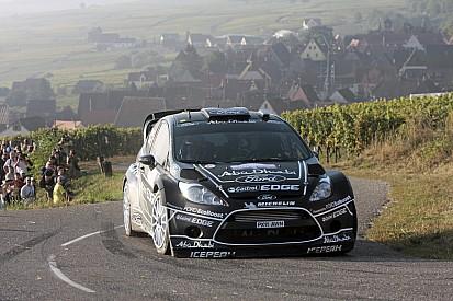 Ford Rallye de France event summary
