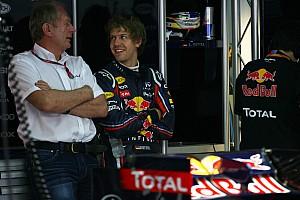 Formula 1 Continuity the 'secret' of Red Bull's success - Marko