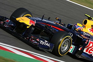 Formula 1 Red Bull Japanese GP - Suzuka race report