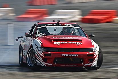 Yoshihara closes out 2011 season with the Formula DRIFT Championship