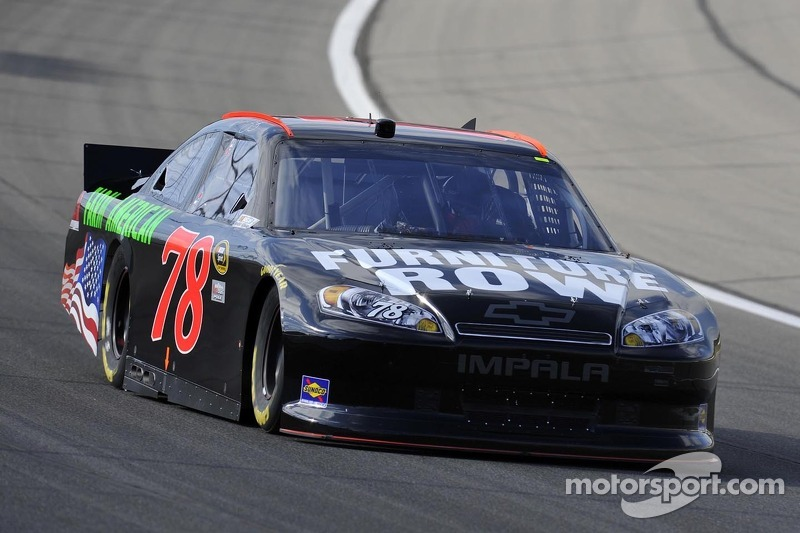 Reagan Smith looking to gain momentum in Charlotte 500