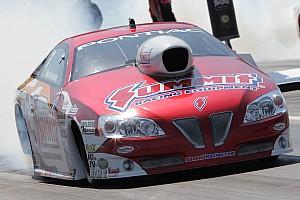 NHRA Greg Anderson looks to be tough at Firebird Raceway