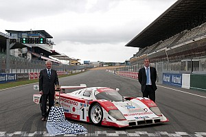 Le Mans Toyota comes back to 24 Hours of Le Mans
