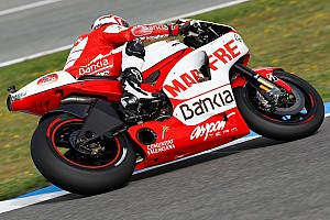 MotoGP Aspar Australian GP Friday practice report