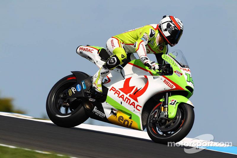 Pramac Racing Australian GP race report