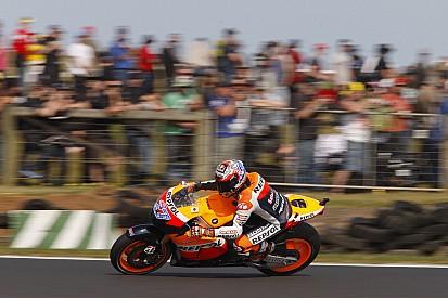 Series Australian GP warmup report