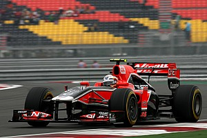 Formula 1 Marussia Virgin Korean GP - Yeongam race report