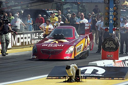 Melanie Troxel Firebird Raceway final report