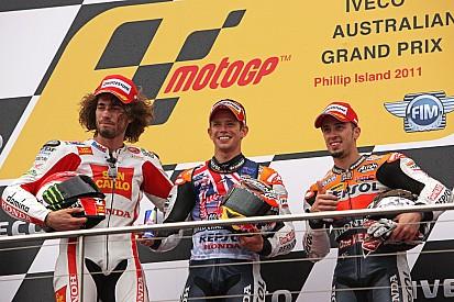 Bridgestone Australian GP race report