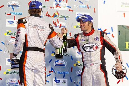 Chapman Ducote finishes on the podium at Road Atlanta
