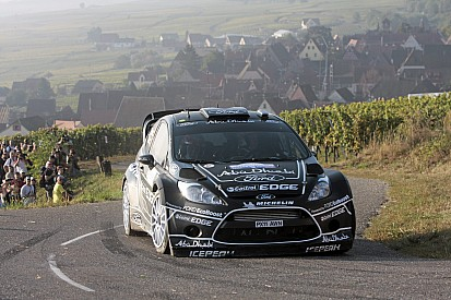 Ford to focus on title fight at Rally de España