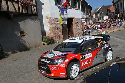 Solberg fastest in Rally de España shakedown