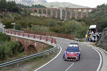 Rally de España pre-event press conference
