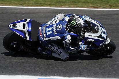 Yamaha Malaysian GP Friday practice report