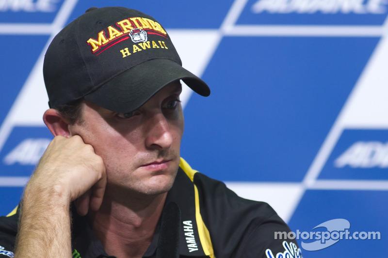 Tech 3 Yamaha Malaysian GP Friday practice report