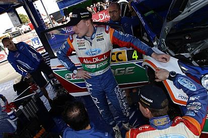 Ford Rally de España leg 1 summary