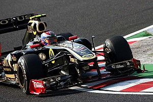 Formula 1 Lotus Renault's James Allsion on next week's Indian Grand Prix