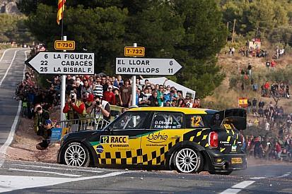 BWRT Rally de España final leg summary