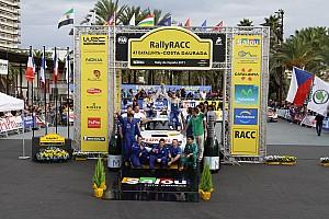 WRC Support classes Rally de España final leg summary