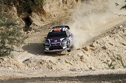 Van Merksteijn Motorsport Rally de España final leg summary