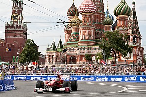 Formula 1 Formula One could move from Sochi to Moscow in future