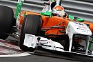 Force India Indian GP Friday practice report
