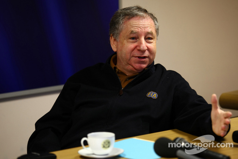 Formula One must accept move to new markets - Todt