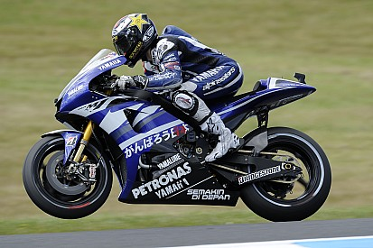 Yamaha keeps Nakasuga for Valencia GP