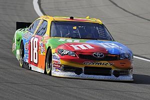 NASCAR Cup Joe Gibbs Texas II Saturday interview