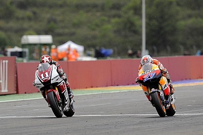 Bridgestone Valencian GP race report
