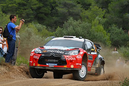 CRT to support the entries for Wales Rally GB