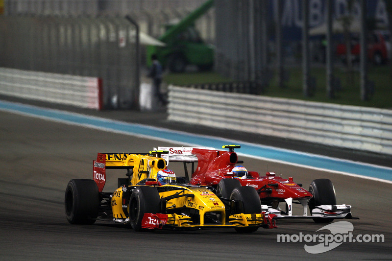 Ferrari Abu Dhabi GP feature - Working towards Sunday evening and 2012