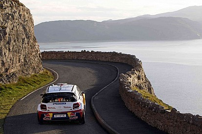 Citroen Wales Rally GB leg 1 summary