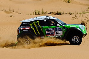 Dakar X-raid welcomes Peru addition
