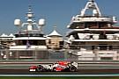 HRT Abu Dhabi GP Friday practice report