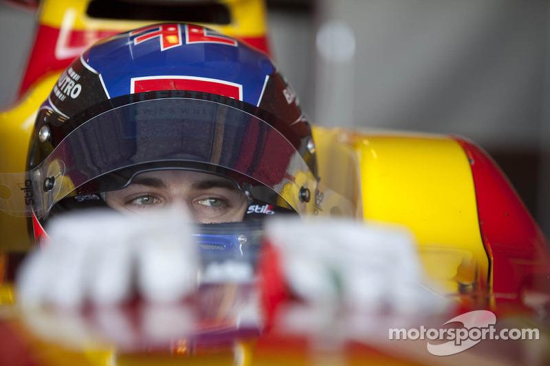 Series Abu Dhabi qualifying report