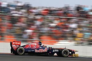 Formula 1 Toro Rosso Abu Dhabi GP qualifying report