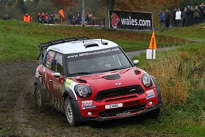 MINI Wales Rally GB final leg summary