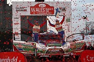 WRC Ford Wales Rally GB final leg summary